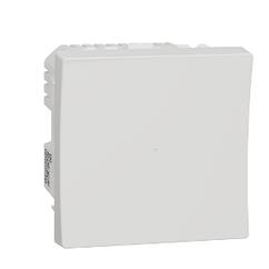 Wiser Ун. кноп. димер для LED ламп біл.