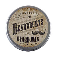 Воск BEARD WAX для бороды и усов 50 мл BEARDBURYS, фото 1