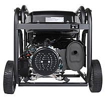 Бензиновый генератор Hyundai HHY 10050FE, фото 3