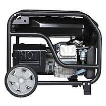 Бензиновый генератор Hyundai HHY 10050FE, фото 2