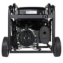 Бензиновый генератор Hyundai HHY 10050FE-3 ATS, фото 2