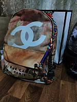 Жіночий брендовий рюкзак Щільний дайвінг міцний стильний місткий, фото 1