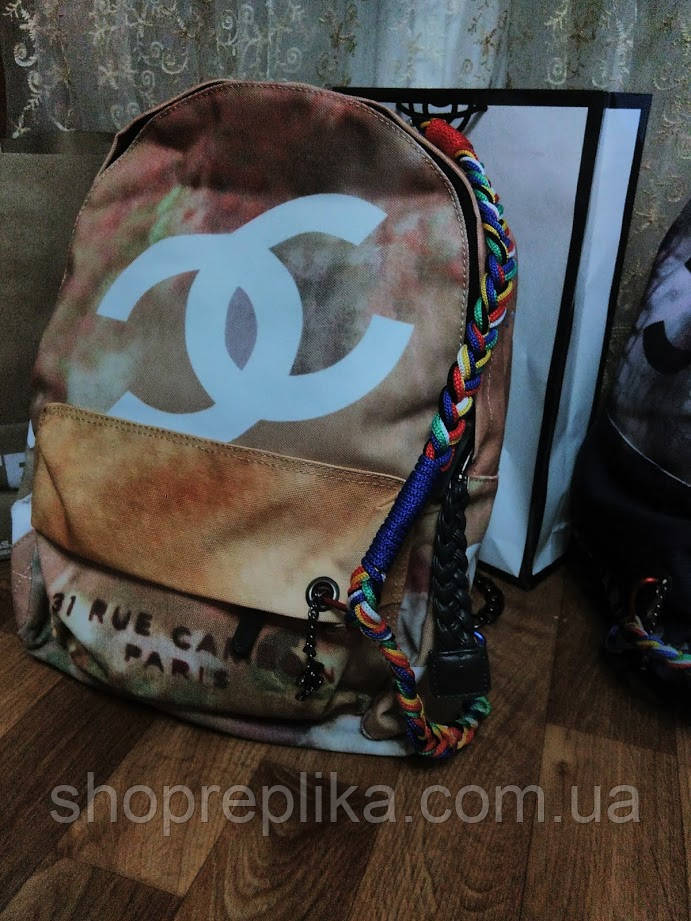 Жіночий брендовий рюкзак Щільний дайвінг міцний стильний місткий