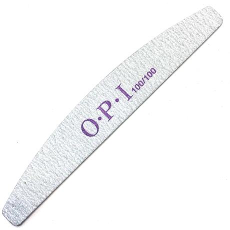 Пилочка для ногтей OPI 100/100