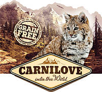 Корм для котов Carnilove
