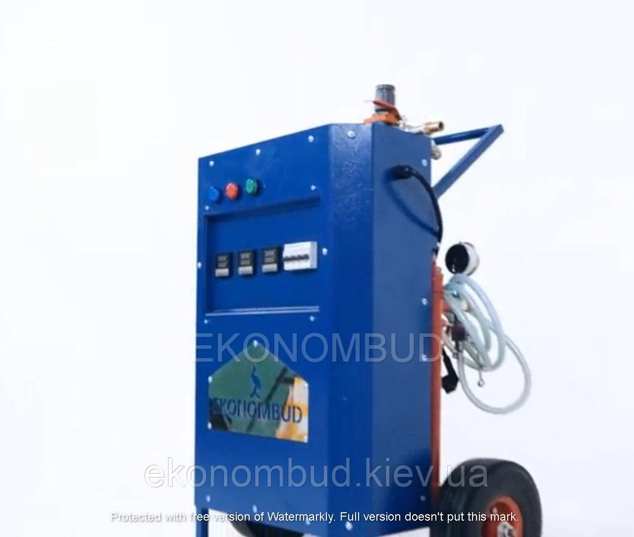 ХИТ2020! Установка для ППУ | Оборудование для напыления/заливки пенополиуретана S5000