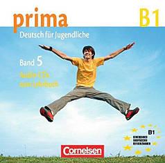 Prima Deutsch fur Jugendliche 5 Audio-CD