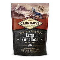 Корм для собак Carnilove Lamb & Wild Boar 1.5кг