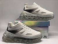 Кроссовки женские Shoes 53045 White Белые