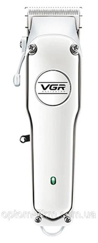 Металлическая машинка для стрижки VGR-V035 Or