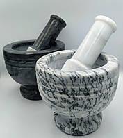 Ступка мраморная с пестиком большая 600 мл GA Dynasty 15066