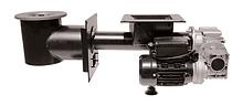 Автоматические податчики твёрдого топлива (Ретортные горелки)