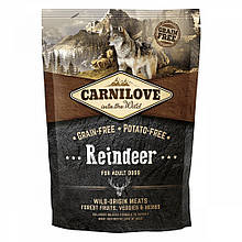 Корм для собак Carnilove Adult Raindeer 1,5кг