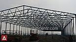 Ангар Двускат 24х60 навес, фермы, цех, здание, помещение, склад, сто, фото 4