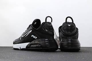 Кроссовки женские Nike Air Max 2090 Black Черные, фото 2