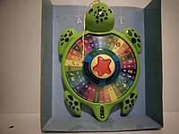 Игрушка детская. Музыкальная развивающая Черепаха. Детская интерактивная игрушка.