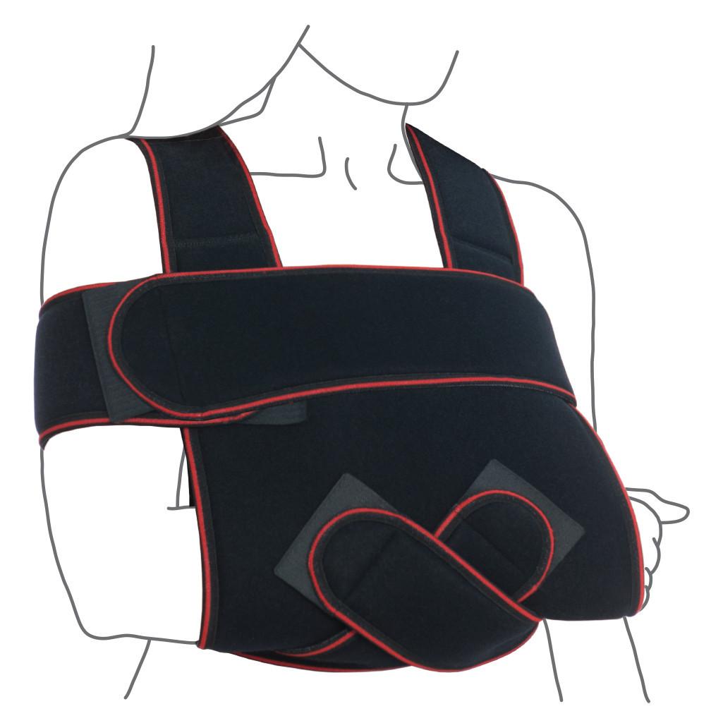 Бандаж для руки фиксирующий повязка ДЕЗО R9201