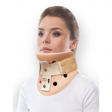 Бандаж для шеи шейных позвонков для взрослых ( Филадельфия ) , тип 711 бежевый