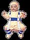 Бандаж бедренных суставов детский Торос Групп тип 450, фото 2