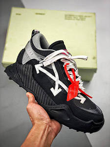 Кроссовки Женские OFF-white CO Odsy-1000 Sneakers Black