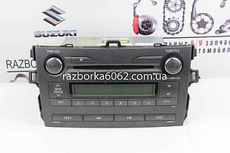 Магнитофон Toyota Corolla E15 07-13 (Тойота Королла Е15)  8612002690