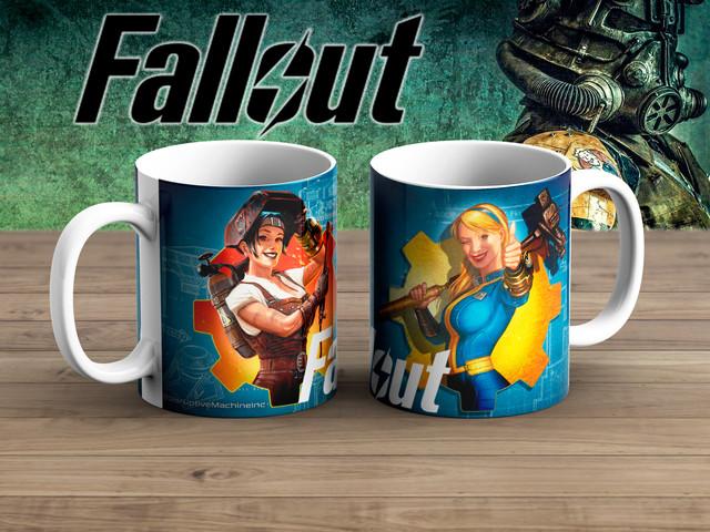 Чашка Фаллаут/ Fallout
