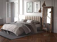 """Металлическая кровать """"Фуксия"""" TM """"Tenero"""" 160*190/200 белый, бежевый, коричневый, черный бархат, черный(глянец)"""