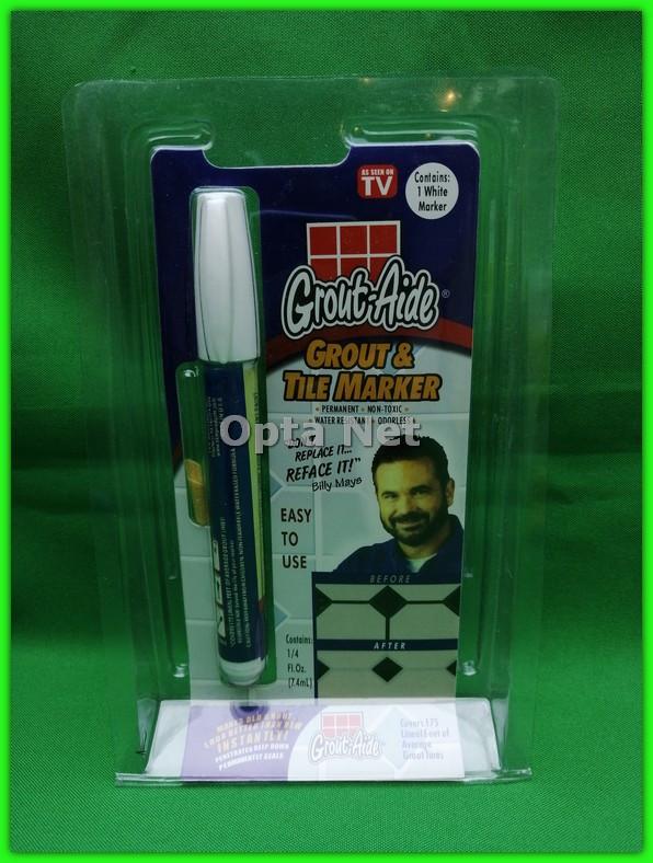 Олівець для затирання плиткових швів Grout Aide & Tile Marker