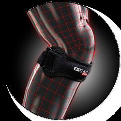 Бандаж на коленный сустав разьемный Dr.Frei Sport S6010