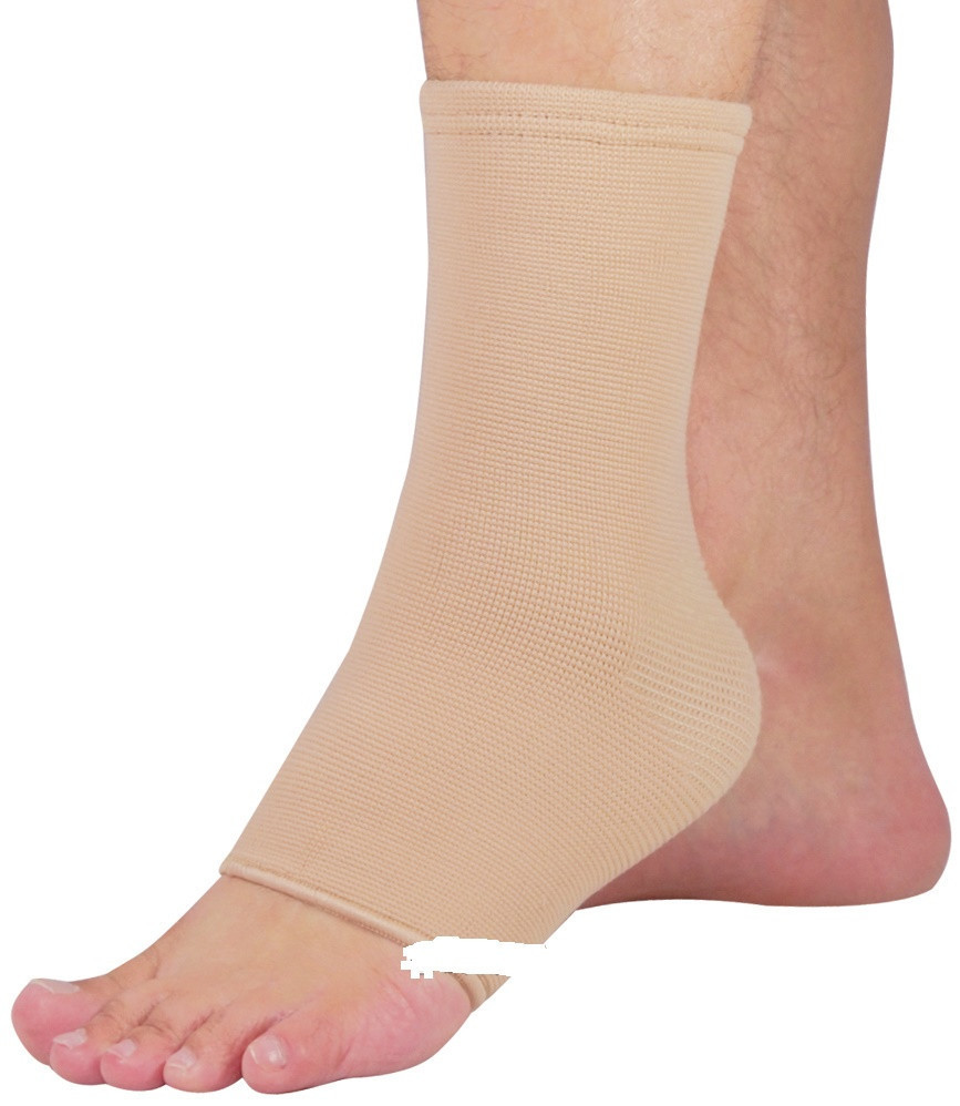 Бандаж для голеностопного сустава Dr.Life AN-08 размер L (22-24,5 см)обхват голени
