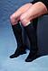 Компрессионные гольфы для повседневного ношения и путешествий в современных цветах и дизайне р.L цвет черный, фото 4