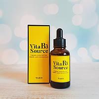 Сыворотка для выравнивания тона кожи с витамином В3 и арбутином TIAM Vita B3 Source 40 мл