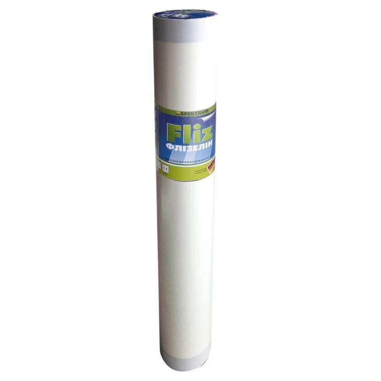 Флизелин под покраску Spektrum Fliz SF 65, 65гр/м2, 1х50м