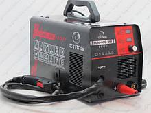 Полуавтомат Сталь MULTI-MIG- PROFI (9 кВт, ток 325 А, 2 дисплея,EVRO-разъем