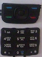 Клавиатура Nokia 5200/5300 black