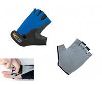 AUTHOR Перчатки  Team III, размер S, синие