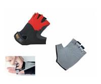 AUTHOR Перчатки Team III, размер M, красно /черные