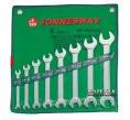 Набор ключей рожковых 6-22мм, 8 предметов W25108S (Jonnesway, Тайвань)
