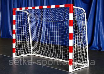 """Сітка для міні-футболу, гандболу """"Старт-2 """"1м"""" капрон (Ø шнура - 2.2 мм)"""