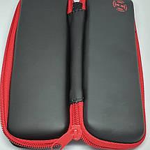 Футляр для дротиков дартс Harrows Blaze red/black, фото 3