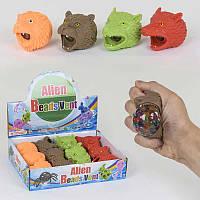 Игрушка -антистресс с гидрогелевыми шариками, 4 цвета цена за 12 штук в блоке SKL11-182946