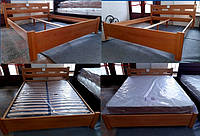 Кровать из натурального дерева. Акция. Лучшая цена