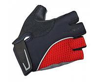 AUTHOR Перчатки Team X6, размер  M , красно черные