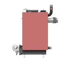 Котли твердопаливні Термико КДГ - 20 кВт автоматика., фото 2
