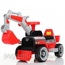 Детский электромобиль – каталка «Bambi» M 4144L-3 Красный