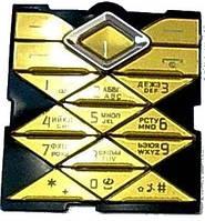 Клавиатура Nokia 7900 gold orig