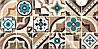 60х30 Керамическая плитка стена панно Дюна 2 тип 2 декор
