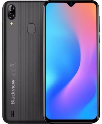 "Смартфон Blackview A60 Pro 3/16GB Black, 8+5/5Мп, 2sim, 6.09"" IPS, 4080mAh, 4G (LTE), 4 ядра"