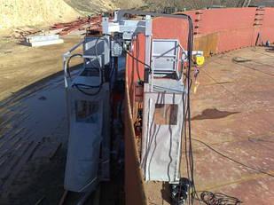 Установка для двостороннього зварювання стінки вертикального резервуара ROWES