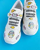 """Медичні кросівки """"Colored Owls"""""""